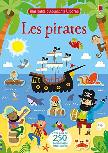 Les pirates - Mes petits autocollants Usborne