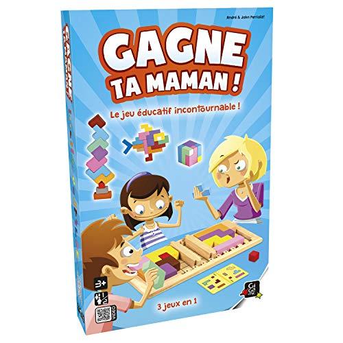 GIGAMIC- Jeu de Réflexion-Gagne ta Maman, GZFGM