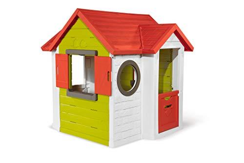 Smoby - Maison My Neo House - Cabane de Jardin Enfant - Personnalisable avec Accessoires Smoby - 810404